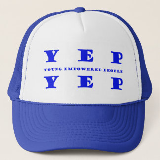 YEP YEP Trucker Hat