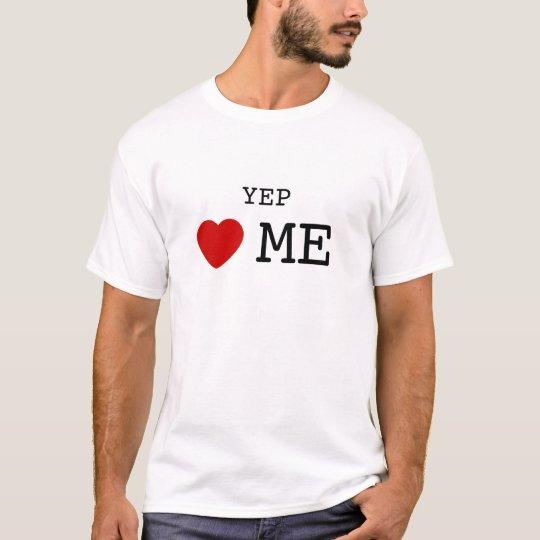 Yep Yup Yes T-Shirt