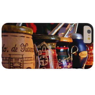Yerba Mate, with Name Option Barely There iPhone 6 Plus Case