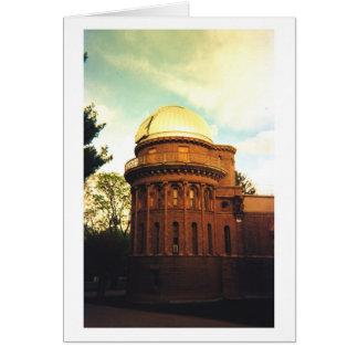 Yerkes Observatory 1 Greeting Card