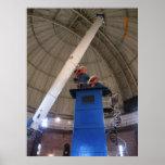 """Yerkes Observatory 40"""" Refractor Posters"""