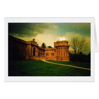 Yerkes Observatory 4 Card