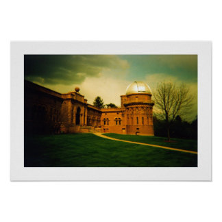Yerkes Observatory 4 Poster