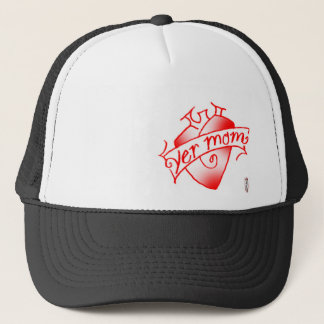 yermom truckerhat trucker hat