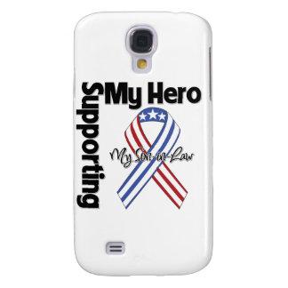 Yerno - militar que apoya a mi héroe