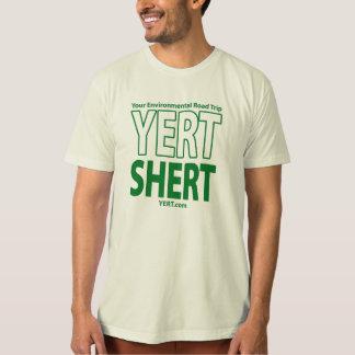 YERTSHERTgreen Camisas