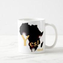 Yes Africa Mug