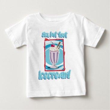 Beach Themed yes, but roofridge icecream baby T-Shirt
