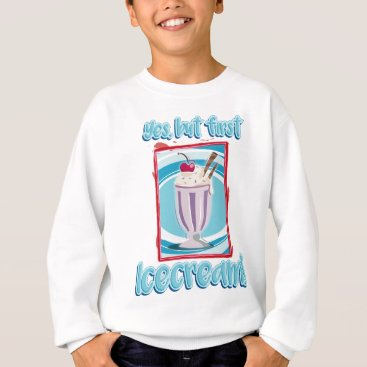 Beach Themed yes, but roofridge icecream sweatshirt