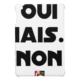 YES, BUT THUMP! - Word games - François City iPad Mini Case