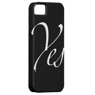Yes iPhone 5 Cases