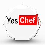 Yes Chef Award