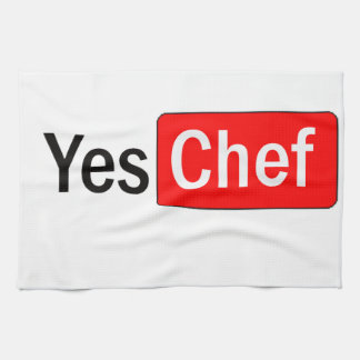 Yes Chef Hand Towels