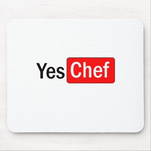 Yes Chef Mouse Pad