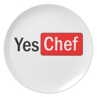 Yes Chef Plate