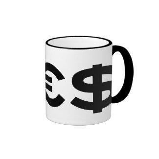 YES (Currency) Mug