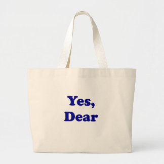 Yes Dear Bags
