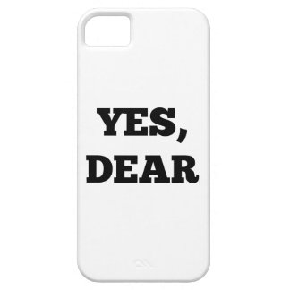 Yes Dear iPhone 5 Case