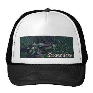 Yes Dragoness Dragon Fantasy Gifts CricketDiane Trucker Hat