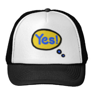 YES hat