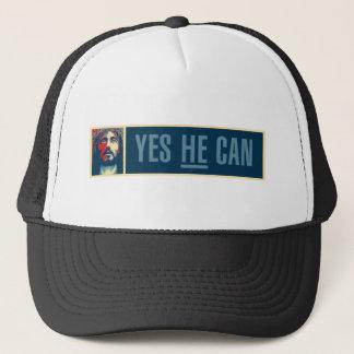 Yes HE Can - Baseball Cap - Long image