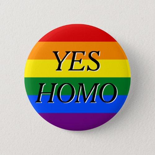 yes homo button