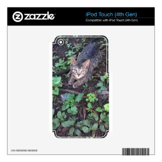 Yes human? skin for iPod touch 4G