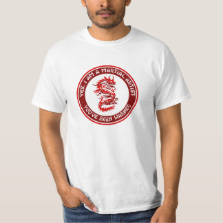 Yes, I Am a Martial Artist T-Shirt