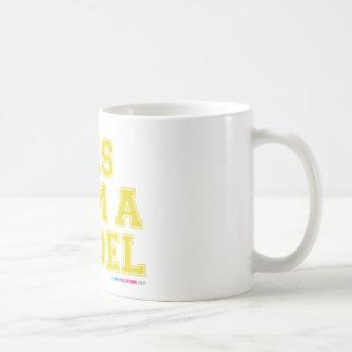 Yes I Am A Model Coffee Mug