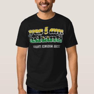 Yes I am Ashanti T-Shirt