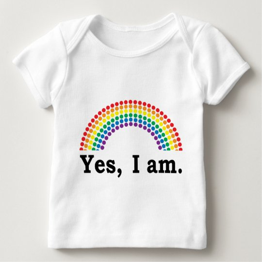 Yes I Am Baby T-Shirt
