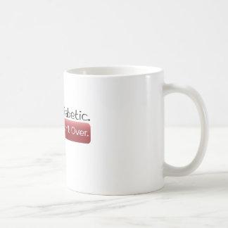 Yes, I am Diabetic Coffee Mug