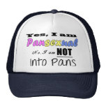 Yes, I am Pansexual Trucker Hat