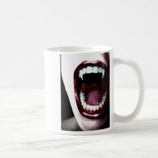 Yes, I Bite Vampire Coffee Mug
