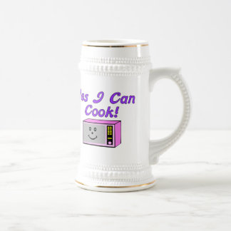 Yes I Can Cook Microwave Beer Stein