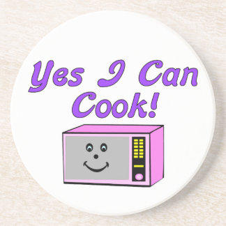 Yes I Can Cook Microwave Coaster