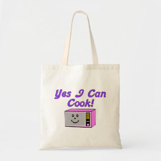 Yes I Can Cook Microwave Tote Bag