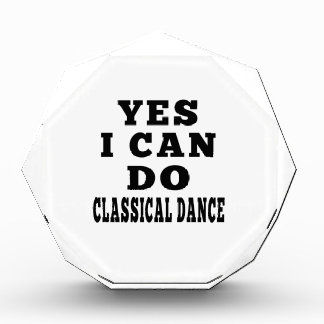 Yes I Can Do Classical Dance Awards