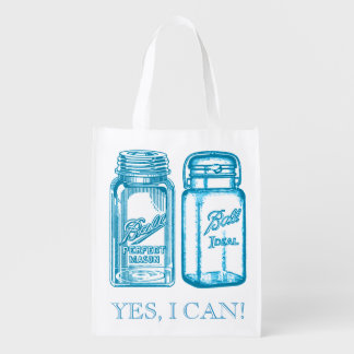 Yes, I Can! Reusable Grocery Bag