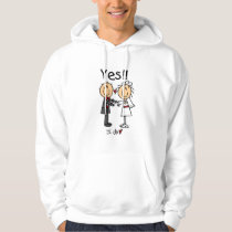 YES I Do Bride and Groom T-shirts and Gifts