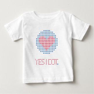 YES I DOT! BABY T-Shirt