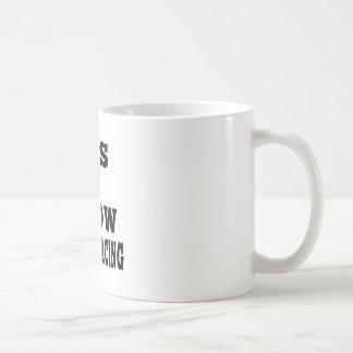 Yes I Know Horse Racing Coffee Mugs