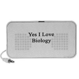 Yes I Love Biology Travel Speaker
