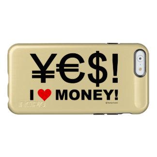 Yes! I love money! Incipio Feather Shine iPhone 6 Case