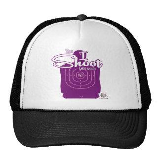 yes i shoot like.png trucker hat