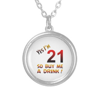 Yes I'm 21 so buy me a drink ! Necklaces