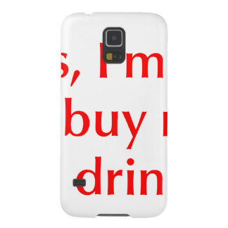 yes-Im-50-opt-red.png Galaxy S5 Case
