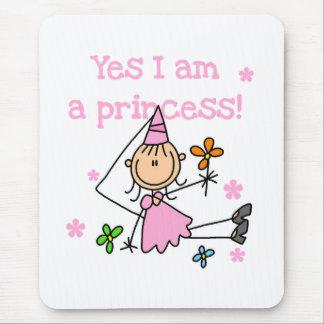 Yes I'm a Princess Mouse Pad