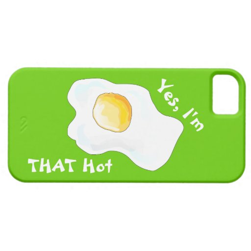 Yes, I'm THAT Hot! iPhone 5 Covers