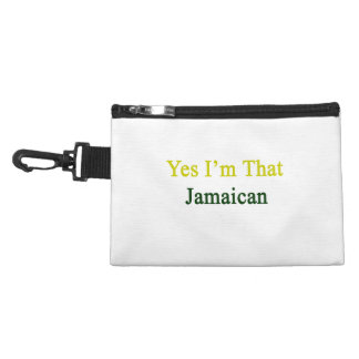Yes I'm That Jamaican Accessories Bag